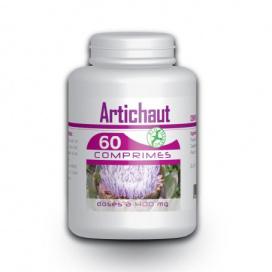 Artichaut - 60 comprimés à 400 mg