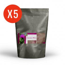Chardon Marie - Poudre 5 kg