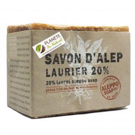 Savon d'Alep Laurier 20% - 200gr