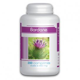 Bardane racine - 200 comprimés à 400 mg