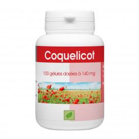 Coquelicot - 100 gélules