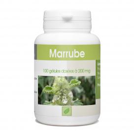 Marrube Blanc - 100 gélules