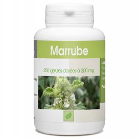 Marrube Blanc - 200 gélules