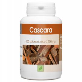 Cascara - 250 mg - 200 gélules