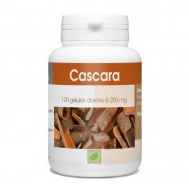 Cascara - 250 mg - 120 gélules