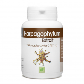 Extrait d'Harpagophytum - 150 capsules - 467 mg