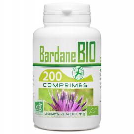 Bardane Bio - 400mg - 200 comprimés