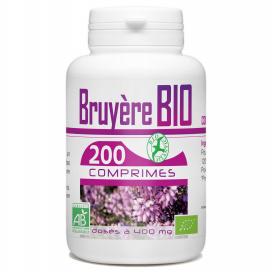 Bruyère Bio - 400 mg - 200 comprimés