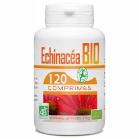 Echinacéa bio - 400 mg - 120 comprimés