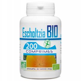 Escholtzia Bio 400mg - 200 comprimés