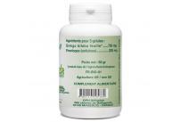 Ginkgo Biloba Bio - 250 mg - 200 gélules végétales