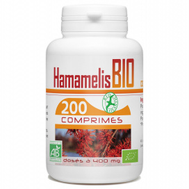Hamamelis Bio - 200 Comprimés