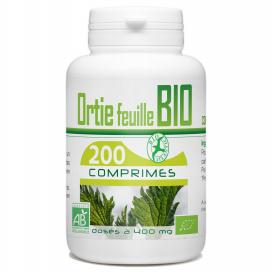 Ortie - 200 Comprimés Bio
