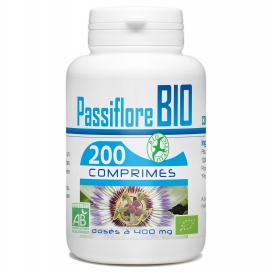 Passiflore Bio - 400 mg - 200 comprimés