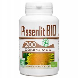 Pissenlit Bio 400MG - 200 comprimés