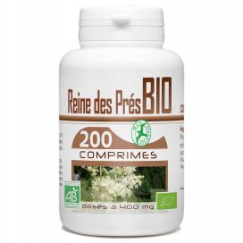 Reine des Prés Bio - 400 mg - 200 Comprimés