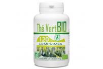 Thé Vert Bio - 400 mg - 120 comprimés
