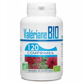 Valériane Bio - 400 mg - 120 comprimés