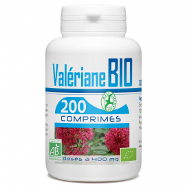 Valériane Bio - 400 mg - 200 Comprimés