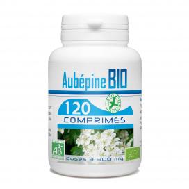 Aubépine Bio - 120 comprimés à 400 mg