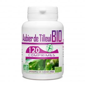 Aubier de Tilleul Bio 400mg - 120 Comprimés