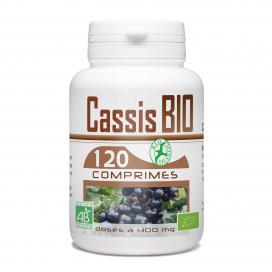 Cassis Bio - 400mg - 120 Comprimés