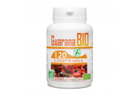 Guarana Bio - 400 mg - 120 Comprimés