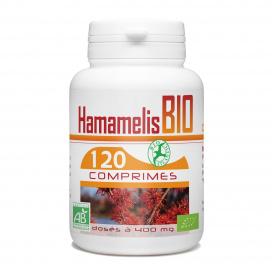 Hamamelis Bio 400mg - 120 comprimés