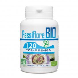 Passiflore bio - 400 mg - 120 comprimés