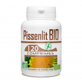 Pissenlit bio 400mg - 120 comprimés