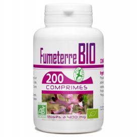 Fumeterre Bio - 400 mg - 200 comprimés