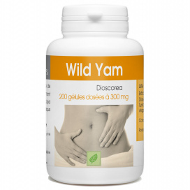 Wild Yam (Igname) - 200 gélules