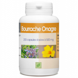 Bourrache / Onagre - 500mg - 200 capsules