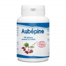 Aubépine Bio - 270mg - 100 gélules