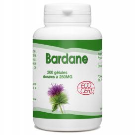 Bardane Bio - 250mg - 200 gélules