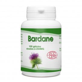 Bardane Bio - 250 mg - 100 gélules