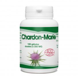 Chardon Marie Ecocert - 300 mg - 100 gélules