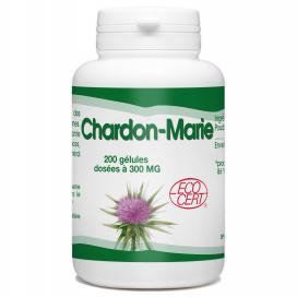 Chardon Marie Ecocert -300 mg - 200 gélules
