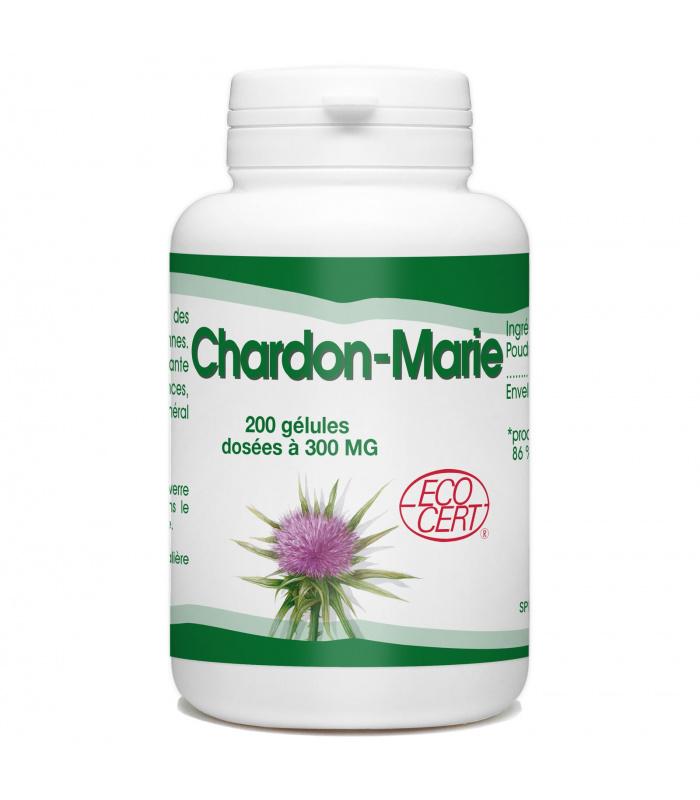 chardon marie bio 300 mg 200 g lules. Black Bedroom Furniture Sets. Home Design Ideas
