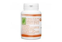 Ginseng Rouge Bio - 300 mg - 100 gélules