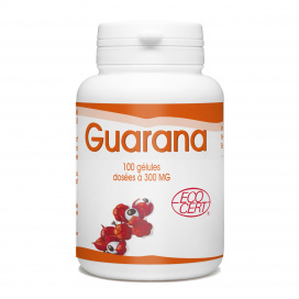 Guarana Bio - 300mg - 100 gélules