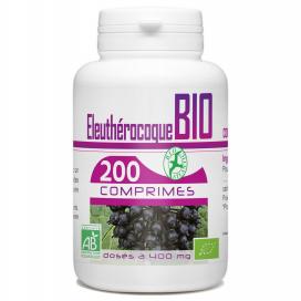 Eleuthérocoque Bio - 400 mg - 200 comprimés