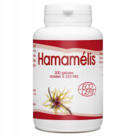 Hamamélis - 220mg - 200 gélules