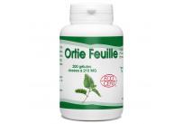 Ortie Bio (Feuille) - 210mg - 200 gélules