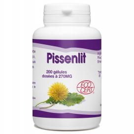 Pissenlit Racine Bio 270 mg - 200 gélules