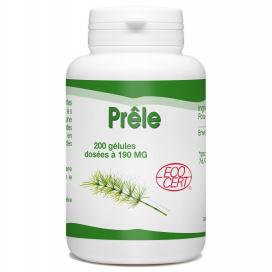 Prêle Bio - 190 mg- 200 gélules