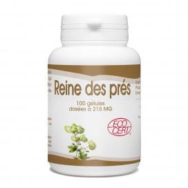 Reine des Prés bio 215 mg - 100 gélules
