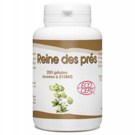 Reine des Prés Bio - 215 mg- 200 gélules