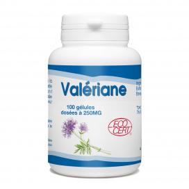 Valériane Bio - 250 mg- 100 gélules