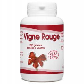 Vigne Rouge Bio- 250 mg - 200 gélules